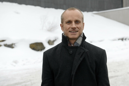 LOVER HOTELL AV HØY KVALITET: – Det blir fantastisk å kunne oppfylle våre gjesters ønske om et overnattingstilbud av høy kvalitet, verdig Nordens største spa, sier Kristian Gundersen, styreleder i The Well.