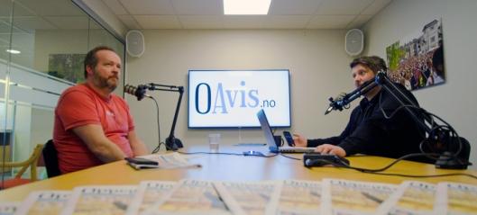PREMIERE: Uka med Oavis