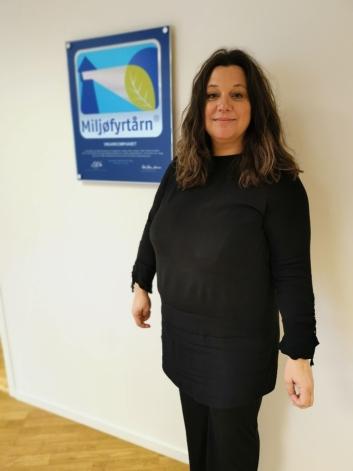 Daglig leder Heidi Kristiansen Vobes.