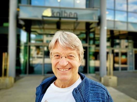 VETERAN: Sigurd Dancke er fortsatt svært involvert i Fløysbonnmusikalen, 30 år etter at han satte opp den første musikalen.