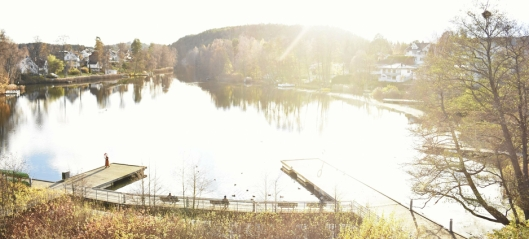 Kolbotnvannet og de fire årstider