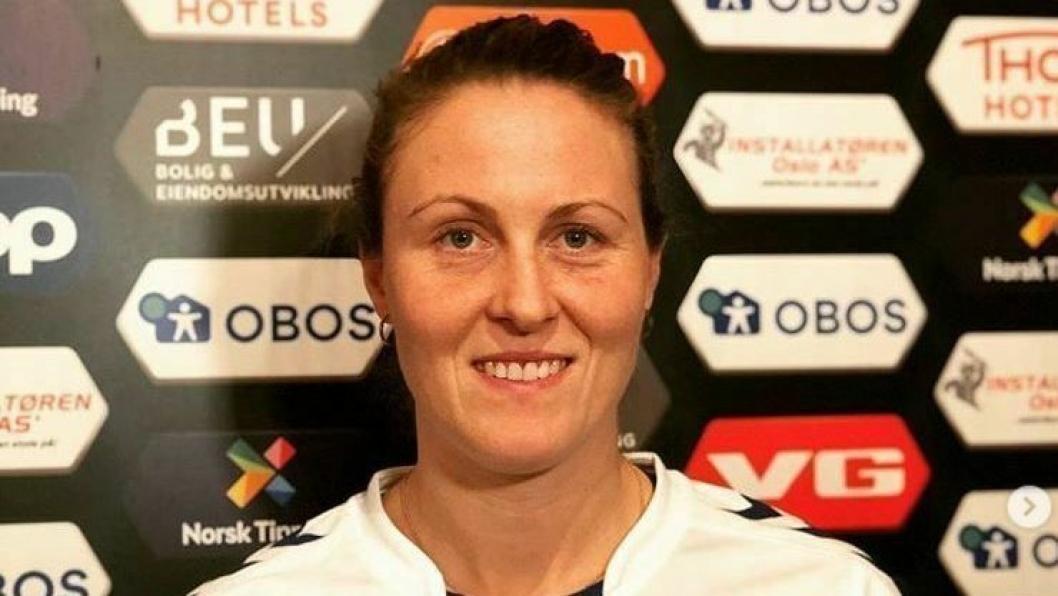I TROPPEN: Isabell Herlovsen var selvskrevet i VM-troppen.