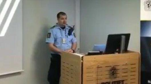 LEDER: Fagleder Jostein Dammyr er svært fornøyd med den nyopprettede tjenesten, Nettpatruljen.