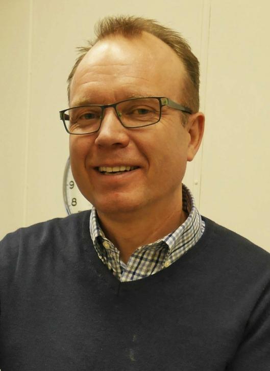 HOLDT INFORMASJONEN TILBAKE: Rektor Kjetil Myklebust har ikke ennå informert foresatte om funn av muggsopp på skolen.