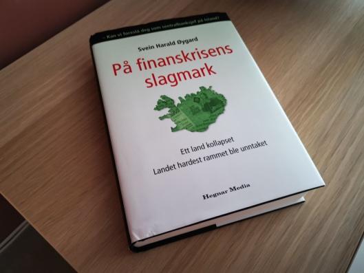 I SALG: «På finanskrisens slagmark» er en solid historiefortelling om finanskrisen på Island.