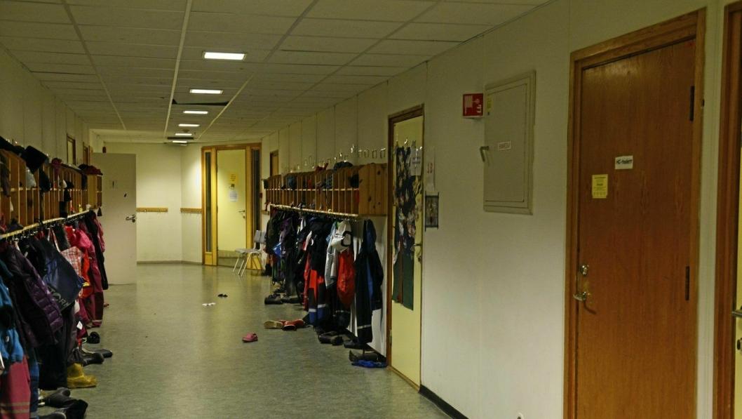 FANT SOPPSPORER I ALLE ROM: De siste stikkprøvene på Sofiemyr skole har påvist forekomster av soppsporer som vokser i støv i alle rom foruten rektors kontor hvor det ble påvist forekomst av fuktighetsvoksende soppsporer.