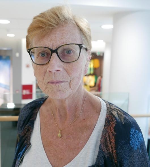 Reidun Sunstad (74), Mellomåsen: