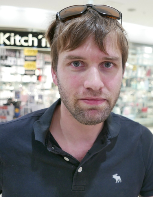 Øystein Hommo (38), Kolbotn: