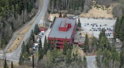 """NABO I ØST: Lienga 2 (""""Ford""""-bygget) har over 6.000 kvadratmeter til leie per i dag."""
