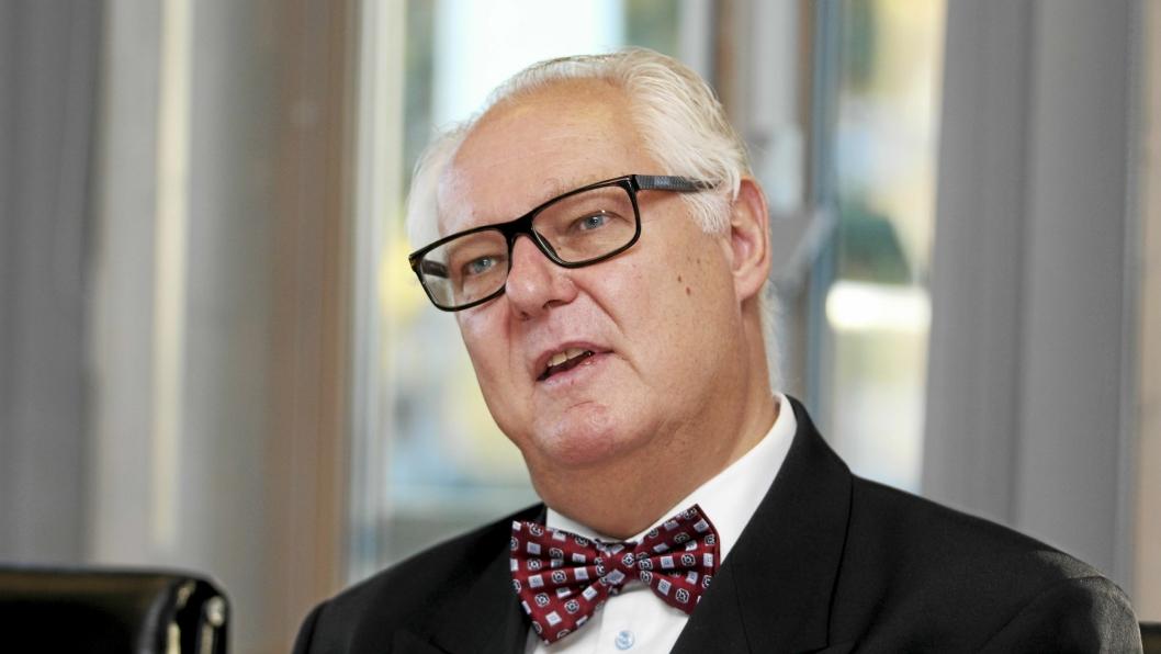 TRE MILLIARDER PÅ FIRE ÅR: – For å redusere renter og avdrag til et høyeste anbefalt nivå burde Oppegård og Ski samlet sett ha redusert våre investeringer med 3 milliarder kroner i 2019-2022, sa rådmann Lars Henrik Bøhler i desember i fjor.