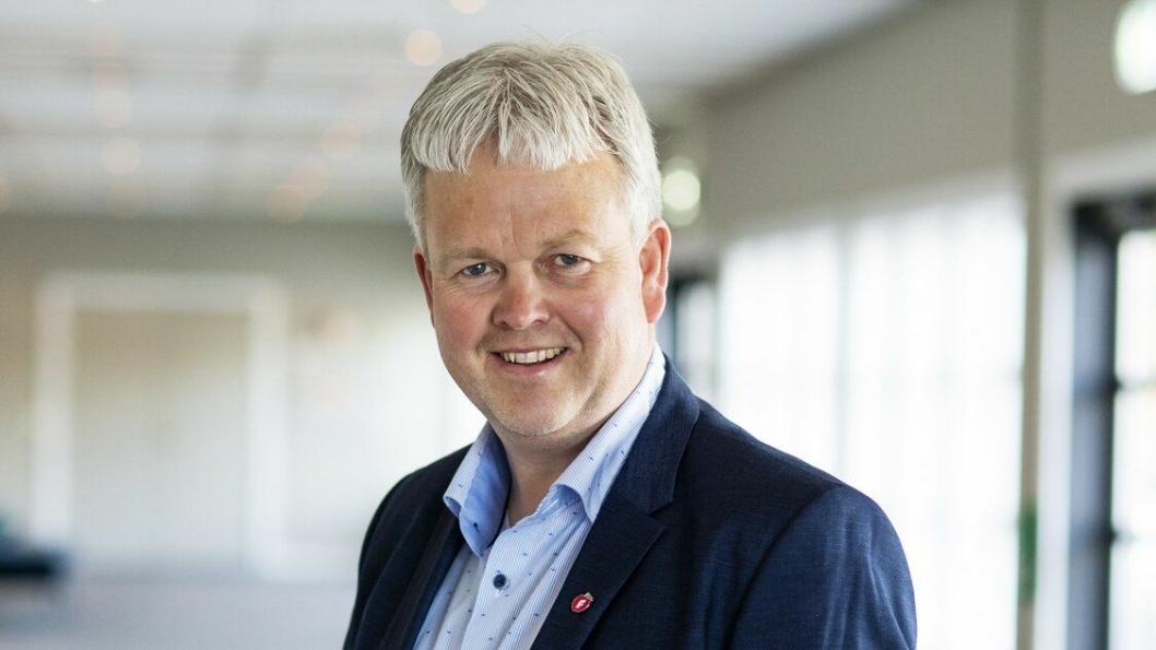 ORFØRERKANDIDAT: Knut Tønnes Steenersen er ordførerkandidat for Nordre Follo FrP.