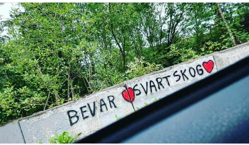 SYMBOLSK TAGG: Denne taggen ble fjernet av SVV torsdag 4. juli.