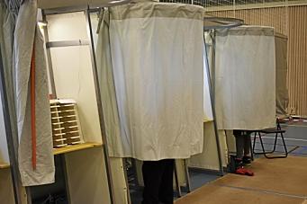 Bli kjent med partiene og partienes hovedkandidater før valget