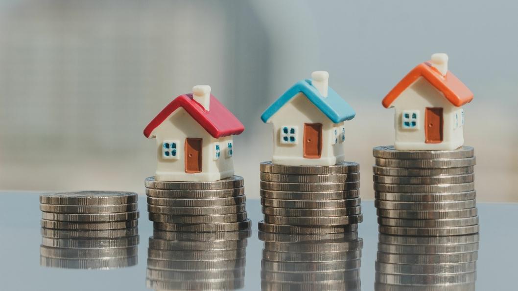 TRE AV ELLEVE: Kun tre av de totalt elleve partiene som stiller til valget er for innføring av eiendomsskatt i i Nordre Follo.
