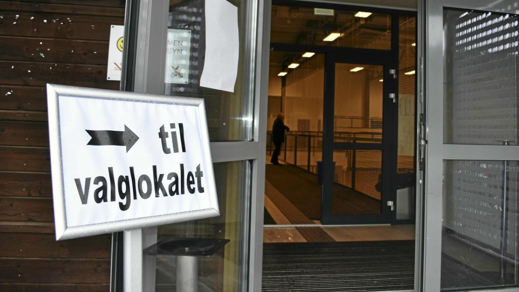 VALGKAMPEN ER I GANG: Huk å delta i årets kommunestyre- og fylkestingsvalg!