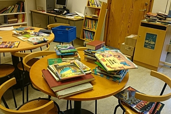 The Return of the Skolebibliotekar?