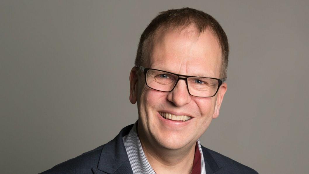 FORSVARER: Helge Marstrander forsvarer Høyres orførerkandidat i dette innlegget.