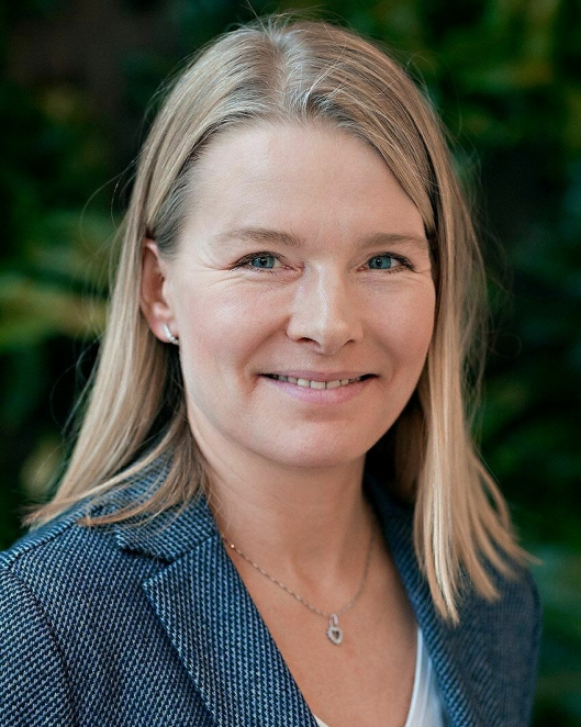 OPTIMISTISK: – Vi regner med at etterspørselen kommer til å ta seg opp over tid,sier Kristin Paus, kommunikasjonsdirektør i Bane NOR Eiendom.