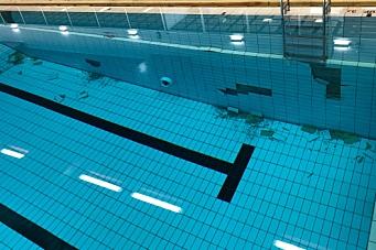 Om Sofiemyr svømmehall og sviktende vedlikeholdsrutiner