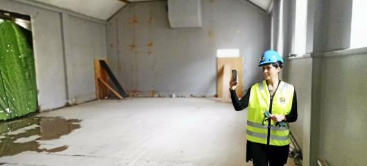 Nå starter byggingen av Kolbotn skole- entreprenøren fant ukjent etasje