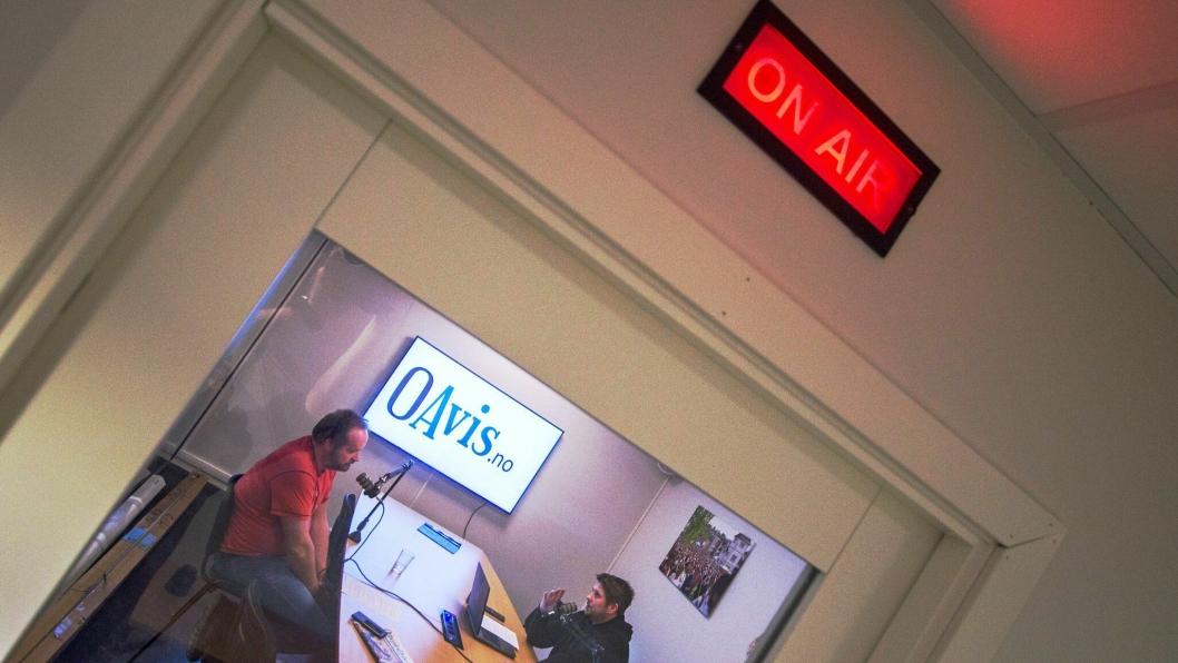 PÅ LUFTA: Podcasten Uka med Oavis har en fersk episode ute nå.