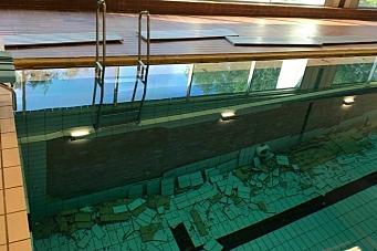 Sofiemyr svømmehall stengt til over nyttår