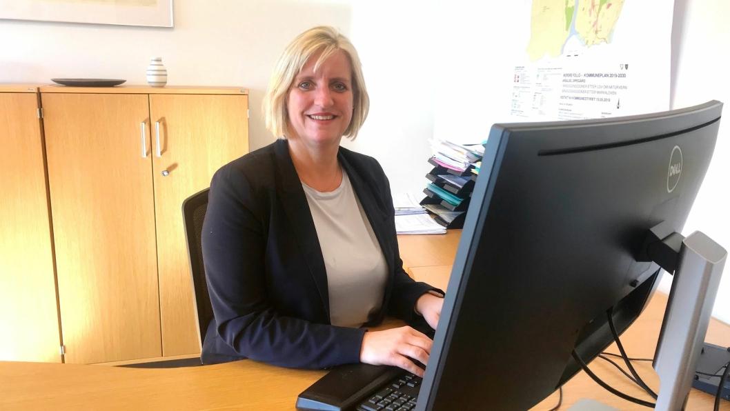 KONSTITUERT RÅDMANN: Monica Lysebo kan bli konstituert rådmann i Oppegård frem til sammenslåingen med Ski ved nyttår. Det er kommunestyret som skal behandle saken mandag neste uke.