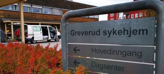 Sykehjemmet etter det tragiske dødsfallet: – Vi er veldig, veldig lei oss