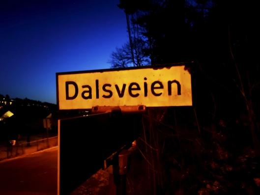 JAZZVEI: Dalsveien er foreslått skal hete Radka Toneffs vei, oppkalt etter den legendariske jazzsangerinnen.
