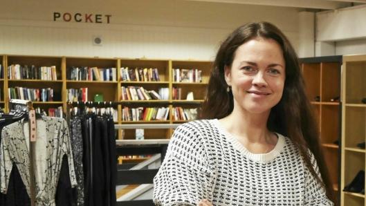 TACE CARE: Daglig leder Nora Isachsen hos OMA, inviterer til auksjon til inntekt til TV-aksjonen, CARE.