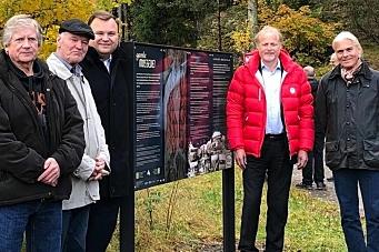 Gamle Mossevei – historisk veistrekning av nasjonal verdi