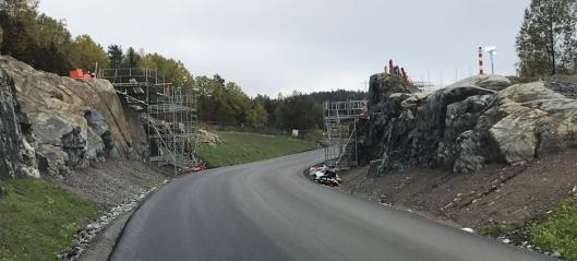 Bygger ny turveibro på Taraldrud