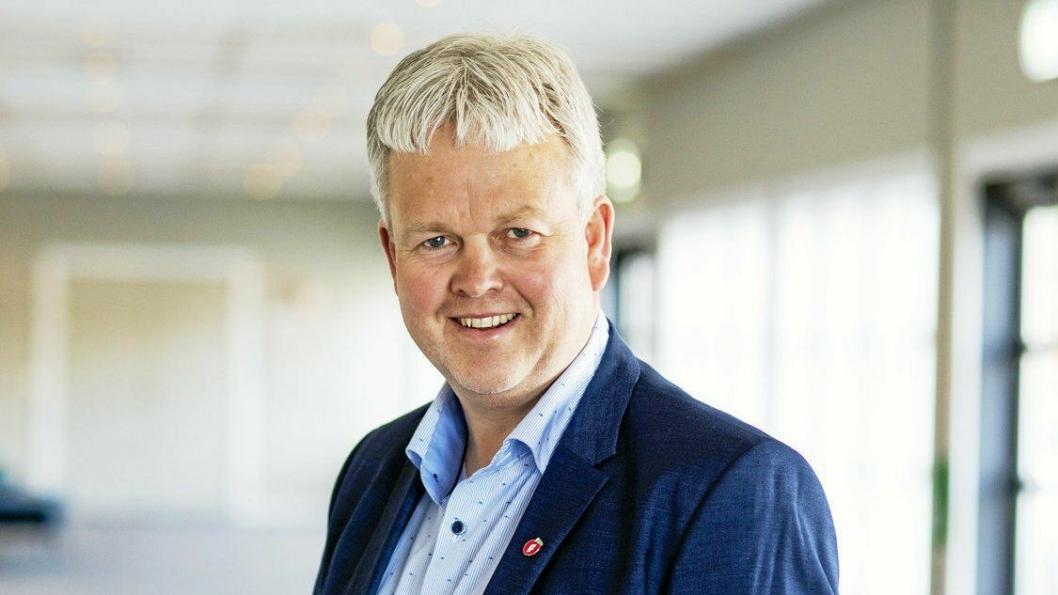 OVERRASKET: – Det overrasker meg at MDG ikke har brukt sin nye posisjon til å frede Generasjonsparken, sier Tønnes Steenersen (FrP).