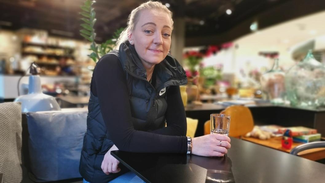 KJEMPER: Heidi Alice Vennevik kjemper mot MS-sykdommen, og har bestemt seg for å gjøre alt i sin makt for å prøve å stanse den unådige sykdommen.