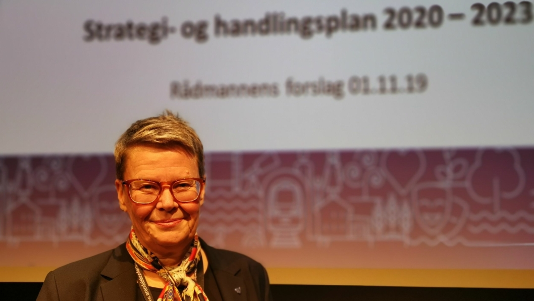 I sitt forslag til strategi- og handlingsplanen i Nordre Follo for planperioden 2020-2023, som har blitt lagt frem i dag, varsler Nordre Follos første rådmann, Gro Herheim, om et stort behov for innsparing og effektivisering i løpet av de nærmeste fire årene.