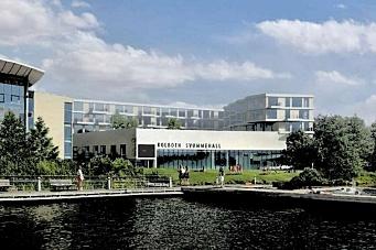 Foreslår å utsette ny idrettshall og ny svømmehall