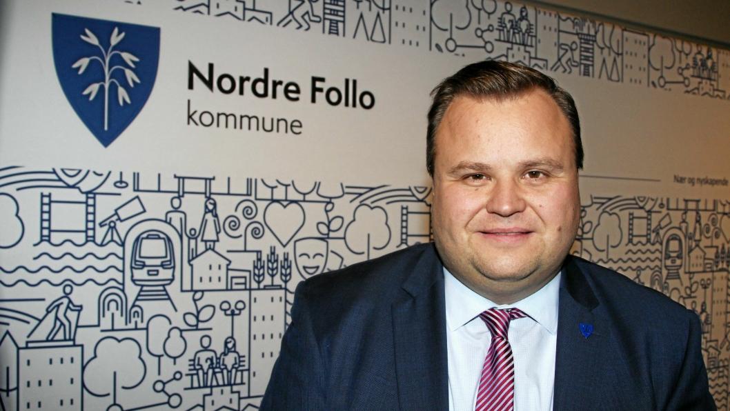 Thomas Sjøvold (H) tjener mest blant Oppegårds representanter til det nye kommunestyret i Nordre Follo.