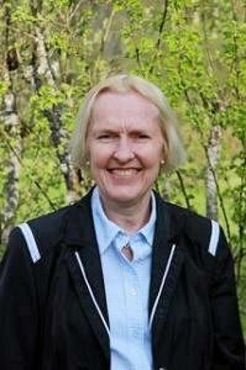 STØRST FORMUE: Benthe Austad Biltvedthar den største formuen blant våre nyvalgte representanter i Nordre Follo Kommunestyre.