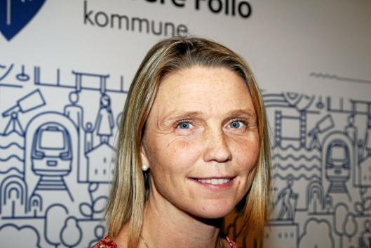 TALER PÅ VEGNE AV FLERTALLET: Utvalgsleder Camilla Hille (V).