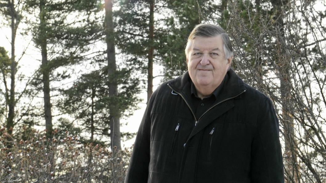 """TAR SELVKRITIKK: """"Jeg tar selvkritikk på at jeg ikke har tatt opp saken tidligere"""", skriver varaordfører og leder av utvalget for miljø og plan i Oppegård, Kjell G. Pettersen, i sitt innlegg."""