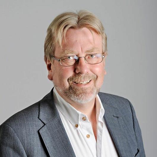 LOVER BEDRE TOGTILBUD: Kommunikasjonssjef i Jernbanedirektoratet, Svein Horrisland.