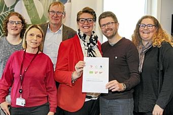 Gir 200.000 kroner til vinterdrift av kunstgressbanene i Nordre Follo