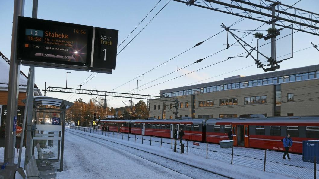 REAGERER: Varaordfører Kjell G. Pettersen reagere på lovnadene fra Jernbanedirektoratet.
