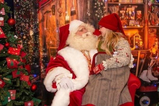 NISSEN: Det blir ikke jul uten julenissen.