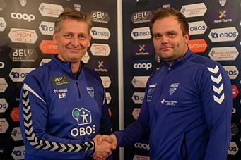 Han er Kolbotns nye trener