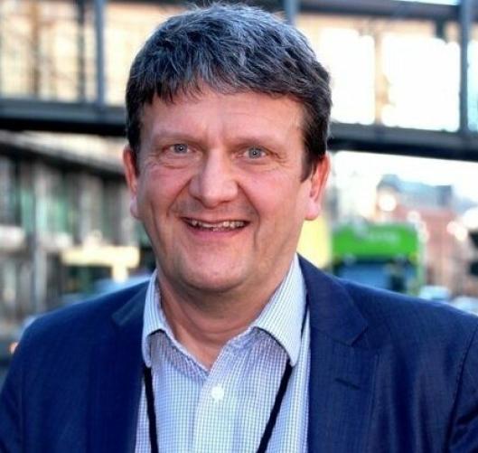SVARER: Fylkesdirektør for samferdsel i Akershus, Thomas Tvedt, har jobbet med samferdsel i fylkeskommunen siden 1999.