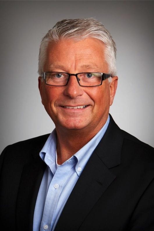 – POSITIVT FOR KUNDENE: Bjørn Tore Skaug, viseadministrerende direktør i Coop Øst SA, mener det vil være positivt for kundene å ha to konkurrerende butikker tett på hverandre.