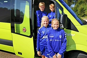 Idrettsbussen får rute på Oppegård