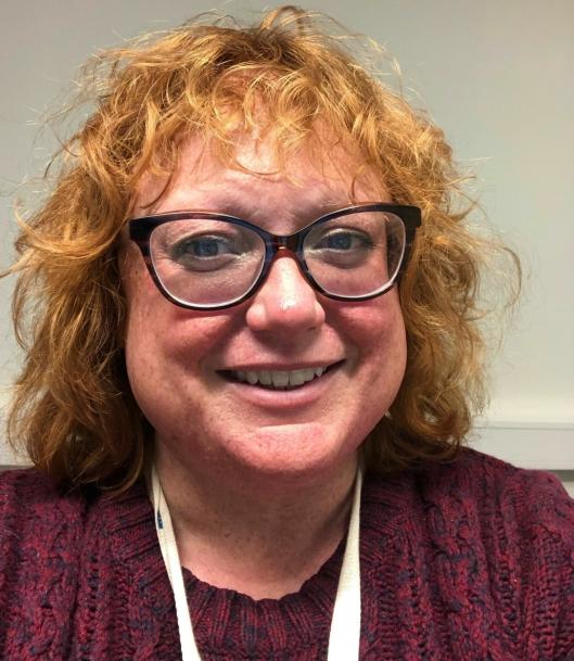 LEDER NY VIRKSOMHET: Kjersti Sandvik jobber som virksomhetsleder for Samskaping og lokalsamfunn i Nordre Follo.