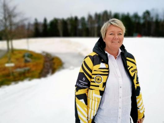JOBBES HARDT: Daglig leder i OI, Hege Frøyna, forteller at det jobbes intenst for å få orden på problemene.